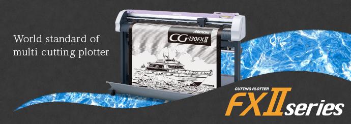 Mimaki cg-60sl entry level vinyl cutting plotter rtb warranty.
