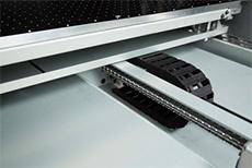 Table-driven printing