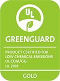[GREENGUARD Gold] certification