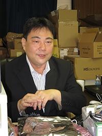 Mr. Nakamura, President