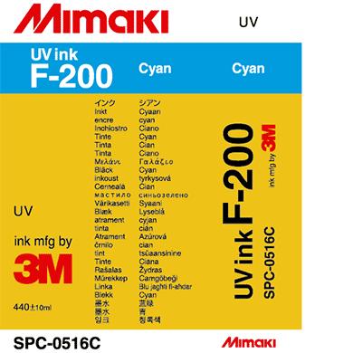 SPC-0516C F-200 Cyan