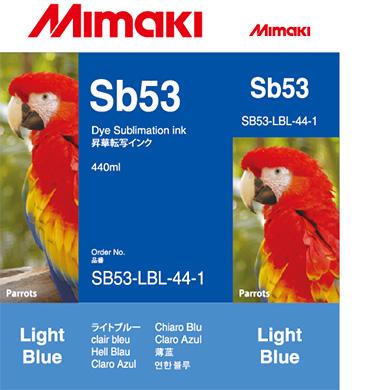 SB53-LBL-44 Sb53 Light Blue
