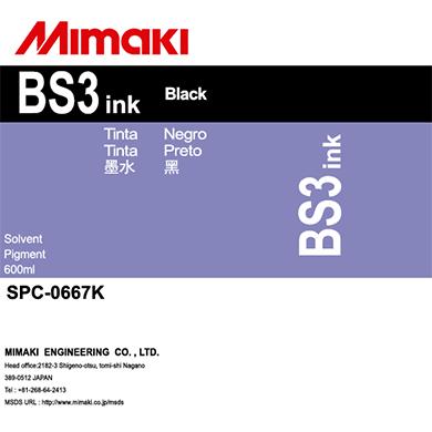 SPC-0667K BS3 Black