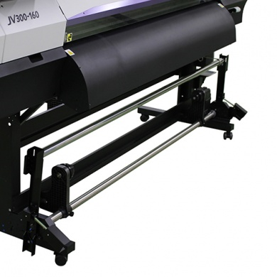 OPT-J0360 AMF130 KIT Installation example *Model: JV300-160