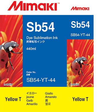 SB54-YT-44 Sb54 Yellow T