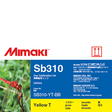SB310-YT-BB Sb310 Yellow