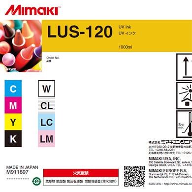 LUS12-K-BA LUS-120 Clear
