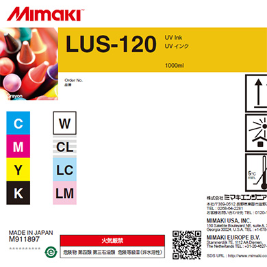 LUS12-M-BA LUS-120 Magenta
