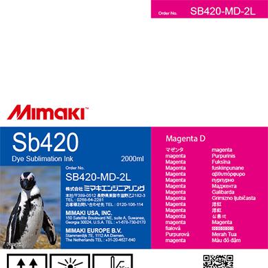 SB420-MD-2L Sb420 Magenta D