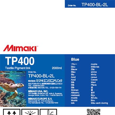 TP400-LK-2L TP400 Blue