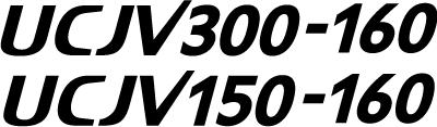 [UCJV300-160] logo, [UCJV150-160] logo