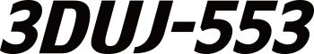 3DUJ-553 logo