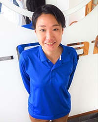 Ms. Tomoko Moriya, Manager