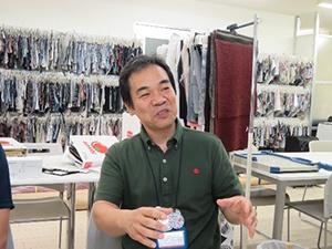 Mr. Shizuya Namba, Manager