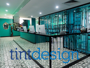Tint Design - Office fit out